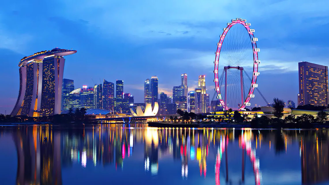 Singapore 3 and 5 nights