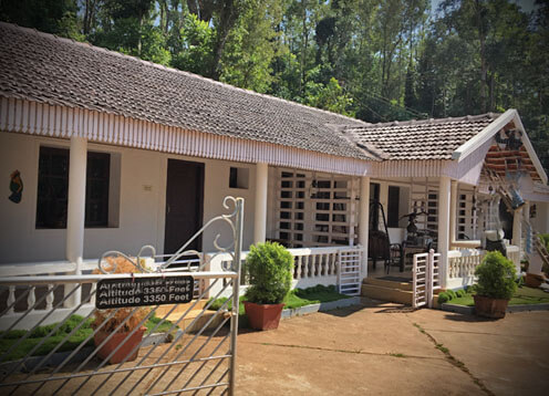 Mudumalai Estate